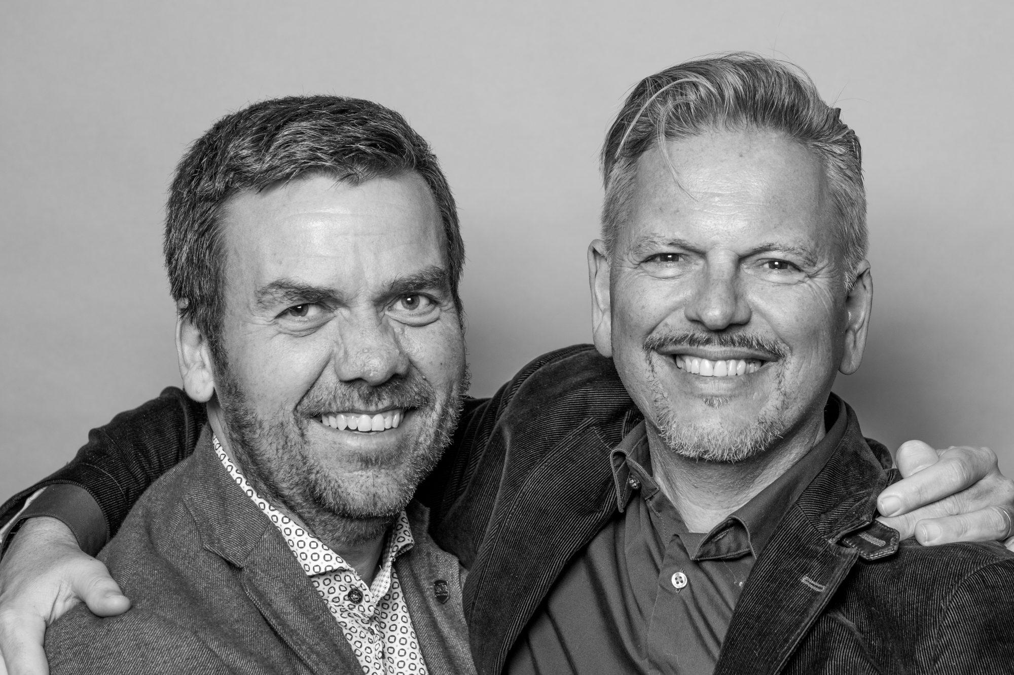 Leo van de Vorst en Dries Krens - Oprichters Proven Partners
